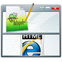 Preview HTML logo
